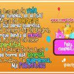 Imágenes de cumpleaños para felicitar a un familiar 2
