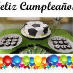 Feliz cumpleaños deportista