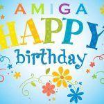 Imágenes de cumpleaños para amigas