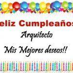 Imágenes de cumpleaños para arquitectos