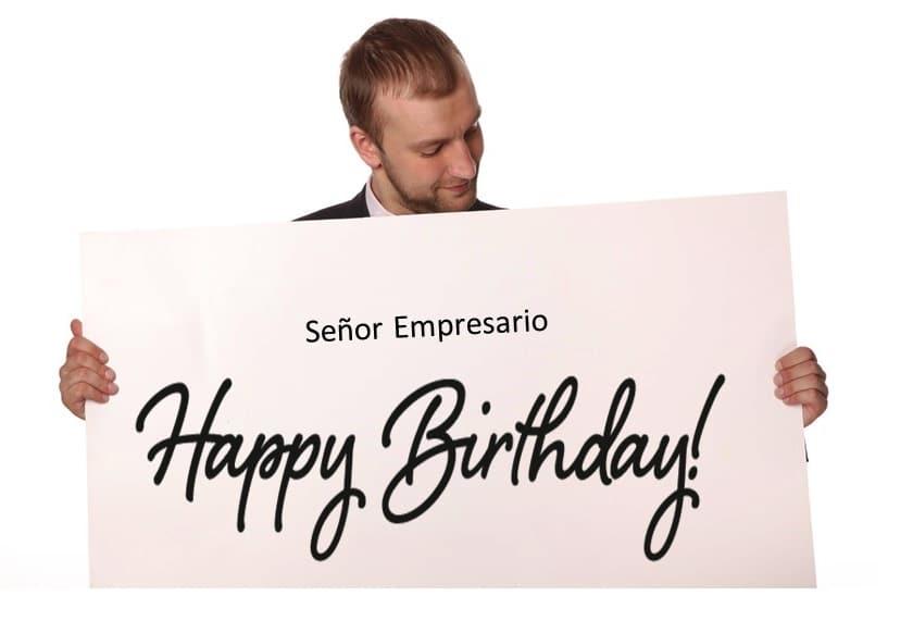 Mejores imágenes de cumpleaños para empresarios