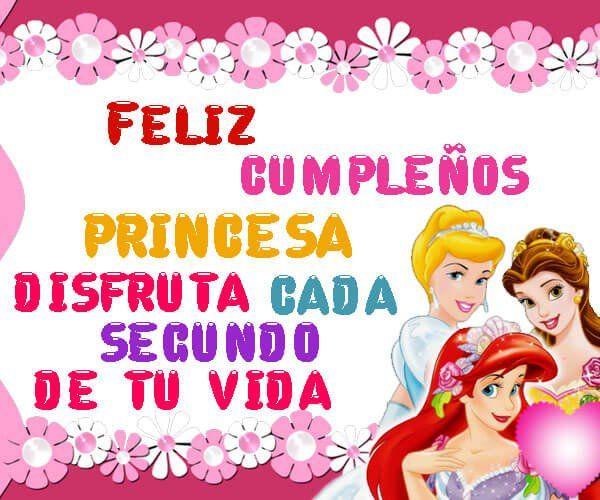 Feliz cumpleaños para niñas