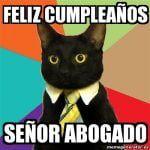 Imágenes de cumpleaños para un abogado