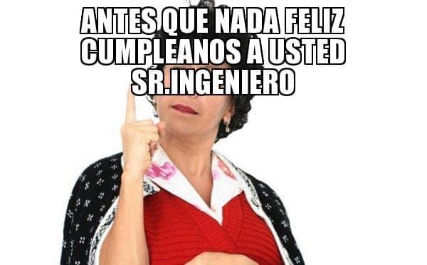 Imagen de cumpleaños para un ingeniero
