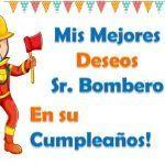 Mejores imágenes de cumpleaños para bomberos