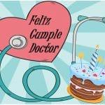 Imágenes de cumpleaños para doctores
