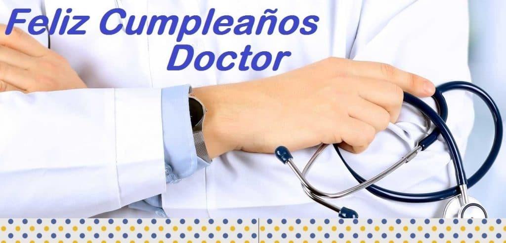 Imagen de cumpleaños para doctores