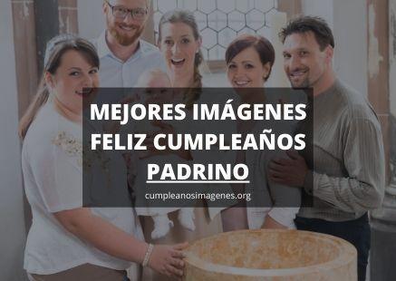 felicitaciones de cumpleaños para padrino