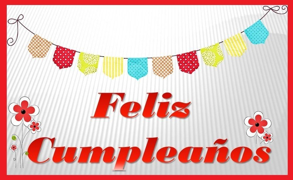 Mejores felicitaciones originales de cumpleaños