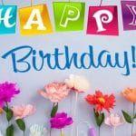 Mejores imágenes de cumpleaños coloridas