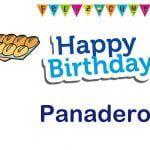 Imágenes de cumpleaños para panaderos