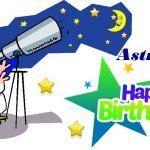 Mejores imágenes de cumpleaños para astrónomos