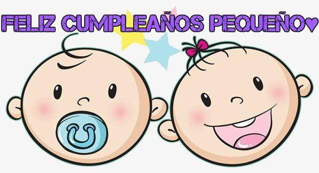 Feliz cumpleaños de bebé