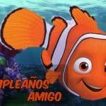 Feliz cumpleaños de Nemo