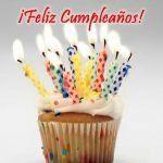 Feliz cumpleaños sencillo