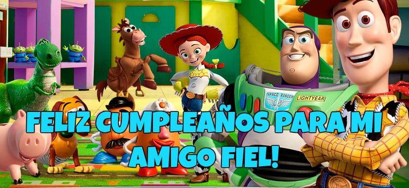 Imagenes De Cumpleanos De Toy Story Imagenes Y Tarjetas De Cumpleanos