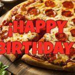 Feliz cumpleaños de comelones