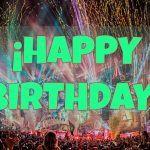 Feliz cumpleaños para jovenes