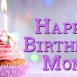 Feliz cumpleaños para madres