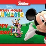 Feliz cumpleaños de Mickey