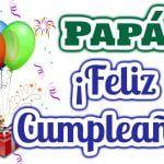 Feliz cumpleaños para padres