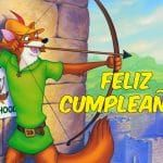 Feliz cumpleaños de Robin Hood