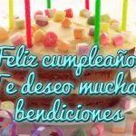 Feliz cumpleaños de tortas