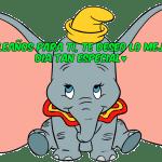 Feliz cumpleaños de Dumbo