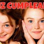 Feliz cumpleaños de Juego de Gemelas