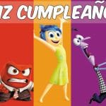 Feliz cumpleaños de Intensamente