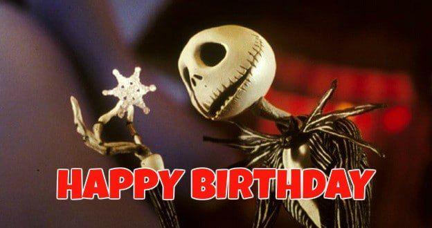 Feliz cumpleaños de Jack