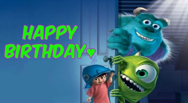 imagenes de cumplea u00f1os de monsters inc