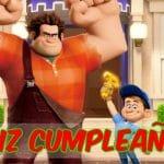Feliz cumpleaños de Ralph el demoledor