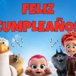 Feliz cumpleaños de Cigüeñas