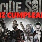 Feliz cumpleaños de Escuadrón Suicida