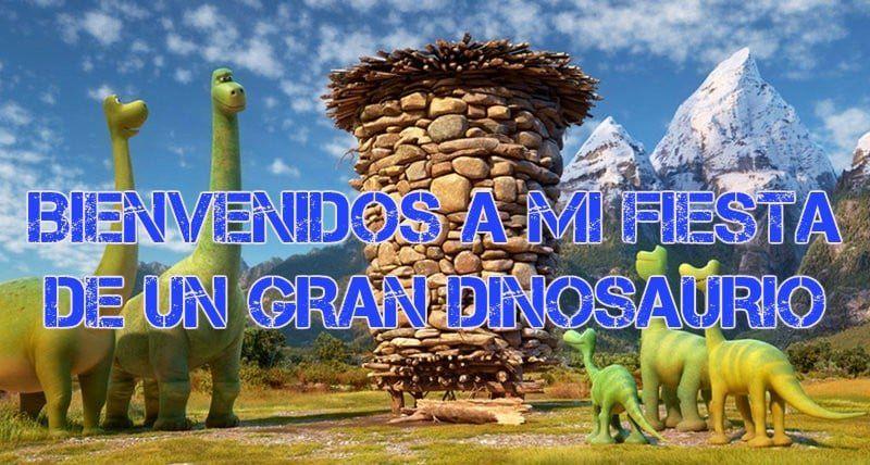 Imagenes De Cumpleaños De Un Gran Dinosaurio Imagenes Y