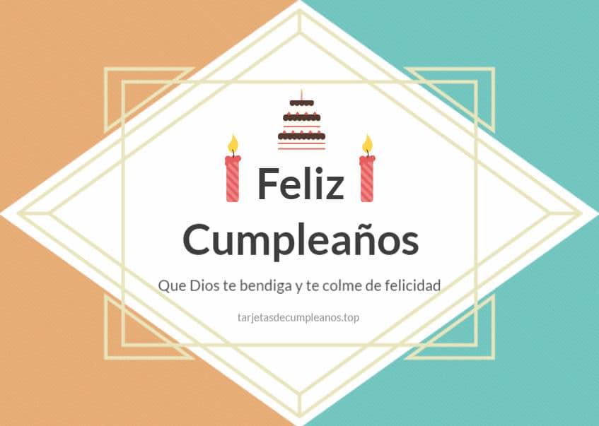 Imagenes De Cumpleaños Feliz Las Mejores Tarjetas