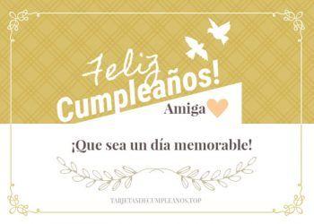 imagenes de feliz cumpleaños amiga