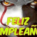 Feliz cumpleaños de It