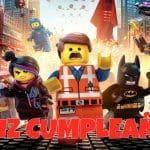 Feliz cumpleaños de Lego Movie