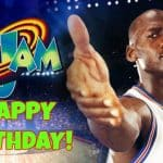 Feliz cumpleaños de Space Jam