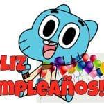 Feliz cumpleaños de Gumball Watterson