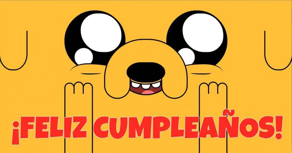 Feliz cumpleaños de Jake