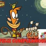 Feliz cumpleaños de Lazlo