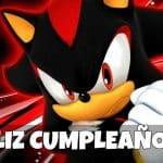 Feliz cumpleaños de Shadow