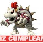 Feliz cumpleaños de Bowsitos