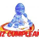 Feliz cumpleaños de Mario Oscuro