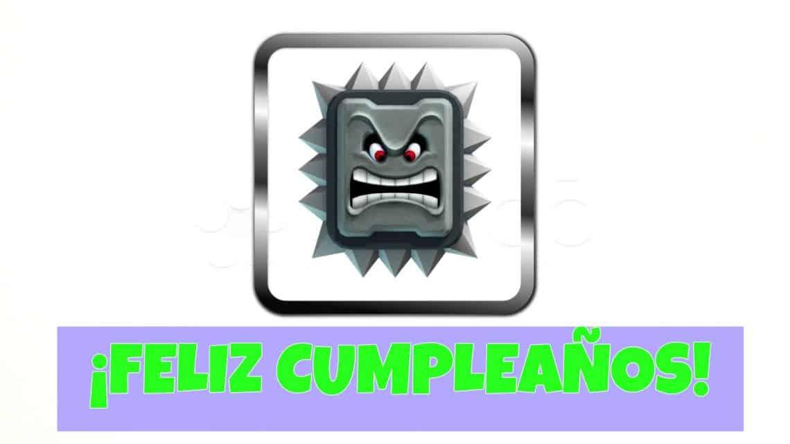 Feliz cumpleaños de Roca Picuda