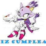 Feliz cumpleaños de La Gata Blaze