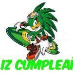 Feliz cumpleaños de Jet el Halcón
